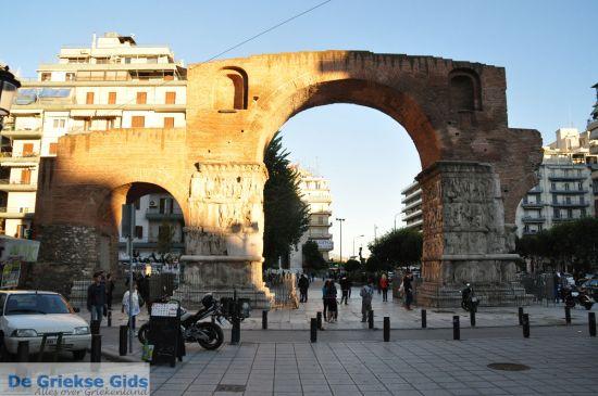 Galerius boog - Kamara Thessaloniki